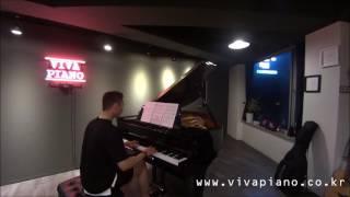 comptine d'un autre ete  아멜리에OST (연주 : 건이) / 홍대 성인전문 피아노학원