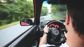 Backroad Hooning | Built Subaru STi