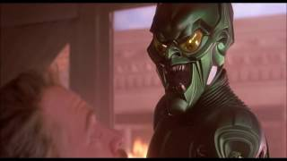 Homem Aranha (2002) A Proposta do Duende Verde ao Homem Aranha DUBLADO HD