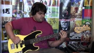 Capital Inicial - Música Urbana (Cover Baixo/Bass com TABs)