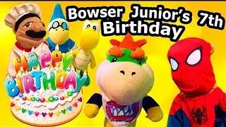 SuperMarioLogan - SML Movie: Bowser Junior's 7th Birthday! Live 24/7