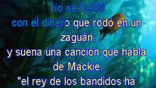 Karaoke Macky Navajas