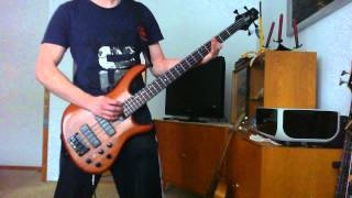 Kataklysm Let Them Burn bass cover