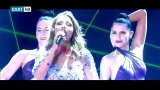Elena Paparizou - Fiesta | The X Factor Greece | Live 9 | 01 JUL 2016 | HD 1080i