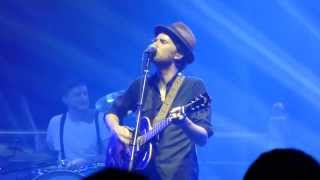 The Lumineers - Gale Song - live Zenith Munich 2013-12-06