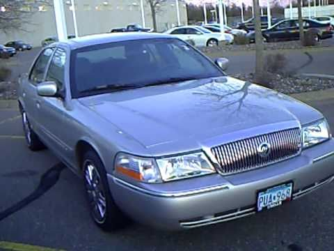2005 Mercury Grand Marquis Problems Online Manuals And
