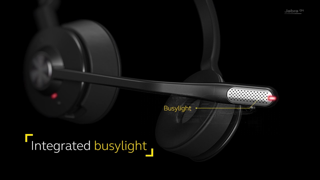 Jabra Engage Series – Engineered to give more power for your conversations