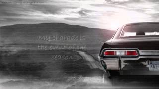 Kansas - Carry on wayward son - Lyrics ( Supernatural )