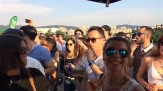 Miguel Rendeiro - b Party - Rooftop braga 2015 - assalto ao arranha céus #1