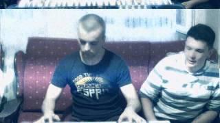 Nikola Milic & Zeljko Ceperkovic - Pisi propalo ( Piano Cover )