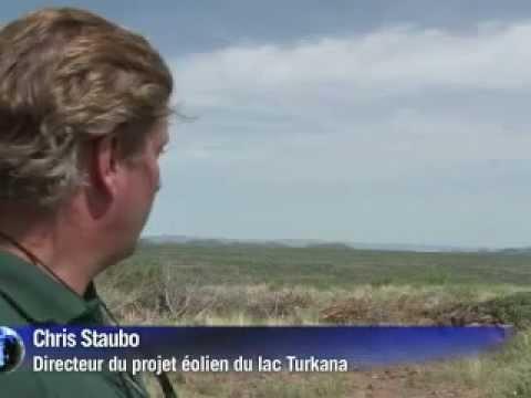 Le plus grand parc éolien d'Afrique, nouvelle source d'énergie