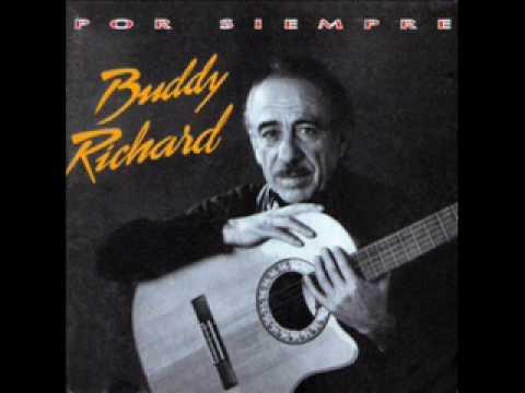 Esperame de Buddy Richard Letra y Video