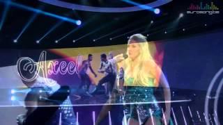 Axeela - Chasing Rainbows - Generale repetitie Eurosong 2014