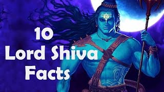 10 Unknown Facts about Lord Shiva (With Shiv Music)