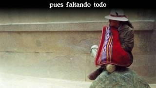 """""""Cholo Soy y No Me Compadezcas"""" -vals- (Luis A. Morales)"""
