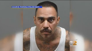 Hunt Continues For Suspect In Pomona Gas Station Shooting