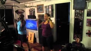 lit full body willitary workout!!song lexi pantera!!