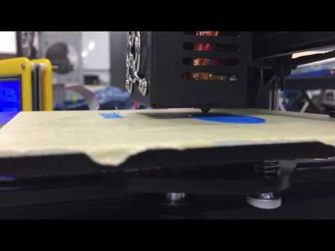 20161009 3D印表機組裝1 - YouTube