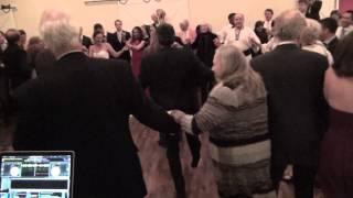 hora romaneasca la nunta in america