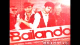 bailando enrique iglesias   REMIX PREVIEW   PEPPE K DJ