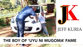 Jeff Meets Peter 'Kamugoma', The 3 year old boy