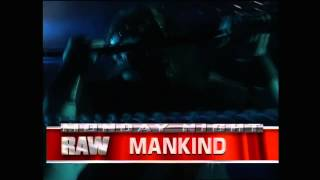 Mankind NEW THEME SONG & Entrance
