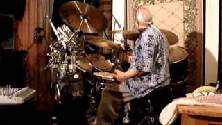 Ray's Drums For I Feel Like Breaking Up Somebody's Home _ Live By Bob Seger