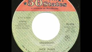 "Jack Paris ""Mississippi"""
