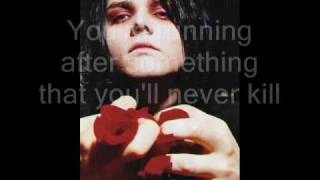 My Chemical Romance- Thank You For The Venom lyrics