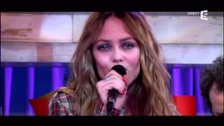 Vanessa Paradis - Station Quatre-Septembre - live C à vous 02/12/2013