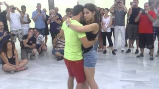 II Encuentro Afro-Latino - Kizomba Sevilla 2013  Taller de Kizomba y Tarraxinha com Miguel E Susana