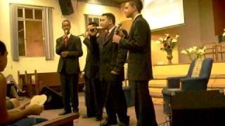 Quarteto Inspiração - HIno Que Maravilhoso Dia Será