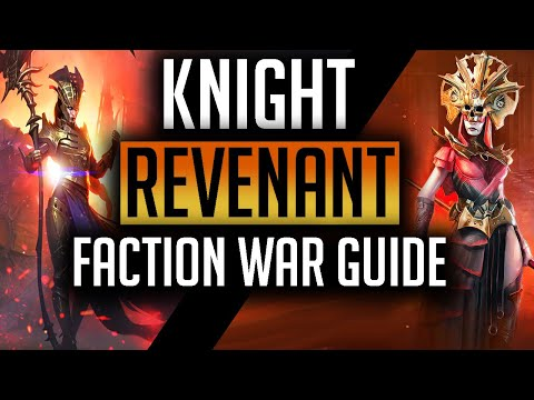 RAID: Shadow Legends | How to beat Faction Wars Episode 8: Knight Revenant