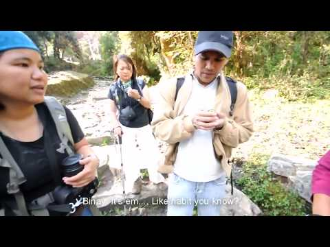 Ghorepani to Poon Hill to Tatopani