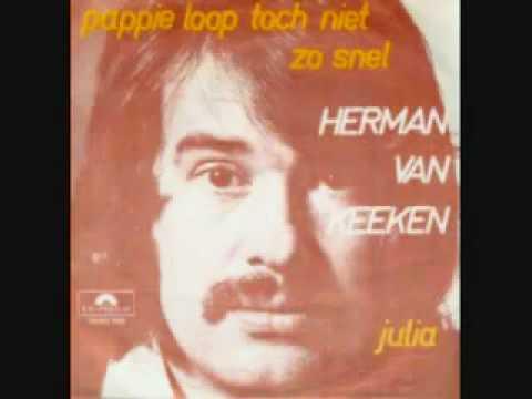 Pappie Loop Toch Niet Zo Snel de Herman Van Keeken Letra y Video