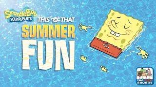 SpongeBob SquarePants: This or That - Summer Fun (Nickelodeon Games)