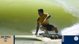 Gabriel Medina's 8.73 During the Final Day - 2018 Surf Ranch Pro