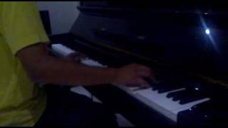 Matrix II piano cover