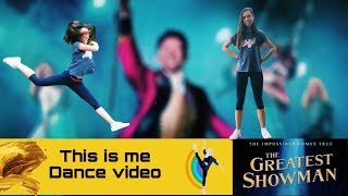 The Greatest Showman - This Is Me | DAFNY CECCHI /Hamilton Evans Choreography