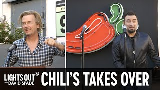 Chili's Pulls Out All the Stops (feat. Jon Lovitz) - Lights Out with David Spade