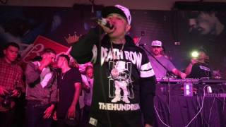 King lil G - Time Capsule LIVE