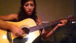 Christina Aguilera- Bound To You Cover