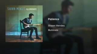 Shawn Mendes - Patience (audio)