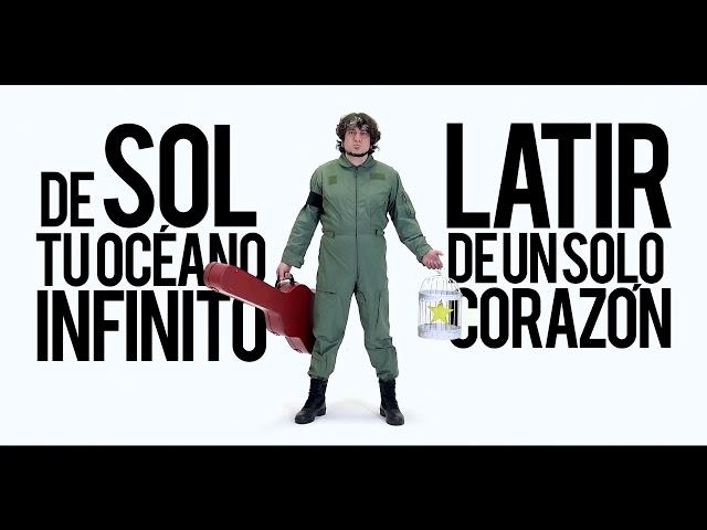 """""""Tu Océano Infinito"""" de Valdés. Tema adelanto de su disco 'El Viajero Multicolor' (Rock Estatal Records, 2019)"""