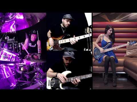 david-guetta-dangerous-drum-cover-bass-cover-ft-anna-sentina-miki-santamaria-coop3rdrumm3r