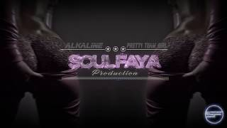 Alkaline - Pretty Team Girl [Flash Riddim By Soul Faya]