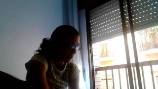Bajar del mundo Rozalen (cover Ana)