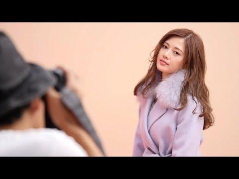 乃木坂46白石麻衣、「セシルマクビー」ルックブック撮影のメーキング映像公開