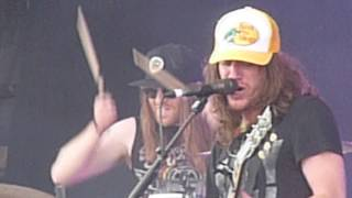 The Cadillac Three : Tennessee, live @ Download Festival, UK 2017