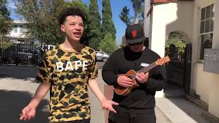 Lil Mosey Noticed Acoustic ft Einer Bankz
